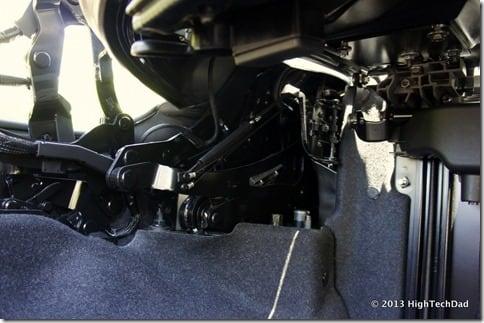 Convertible mechanics - 2013 Infiniti G37 IPL convertible