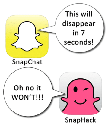 Watch Out SnapChat Users! SnapHack App Can Now View & Save Photos
