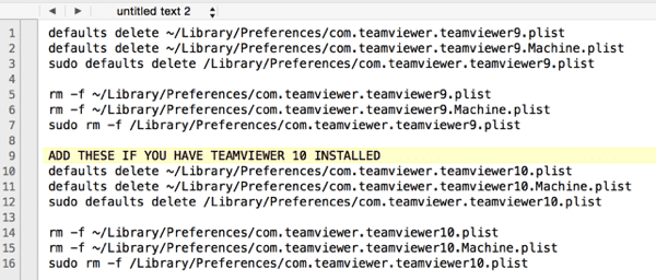 Reset TeamViewer ID - command line for TeamViewer 10
