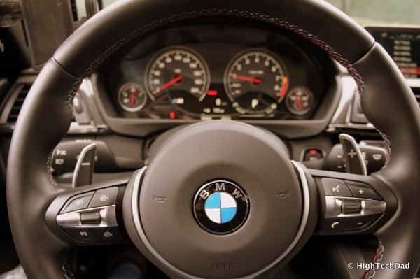 BMW - Volume Controls on Right
