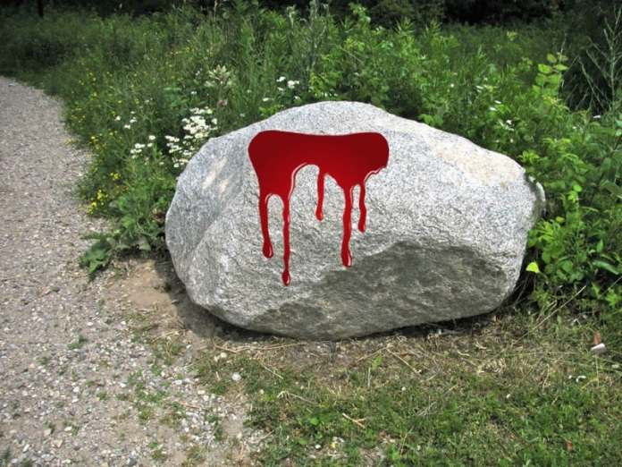 Content Creation & Social Media Advice: Don't Force It! Blood from a stone