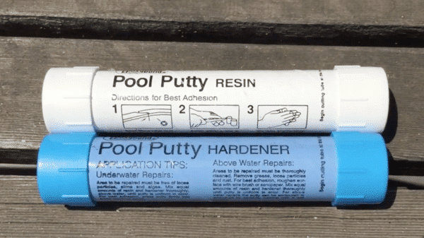 Pool Putting - find and fix a pool leak