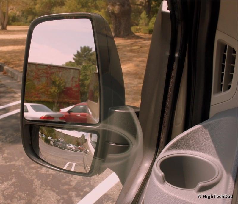 2015 Ford Transit Wagon XLT - Side Mirror
