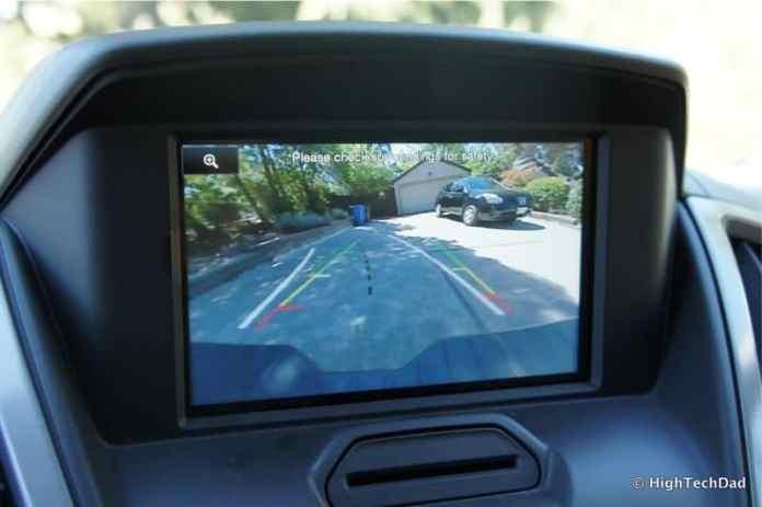 2015 Ford Transit Wagon XLT - Rear Camera