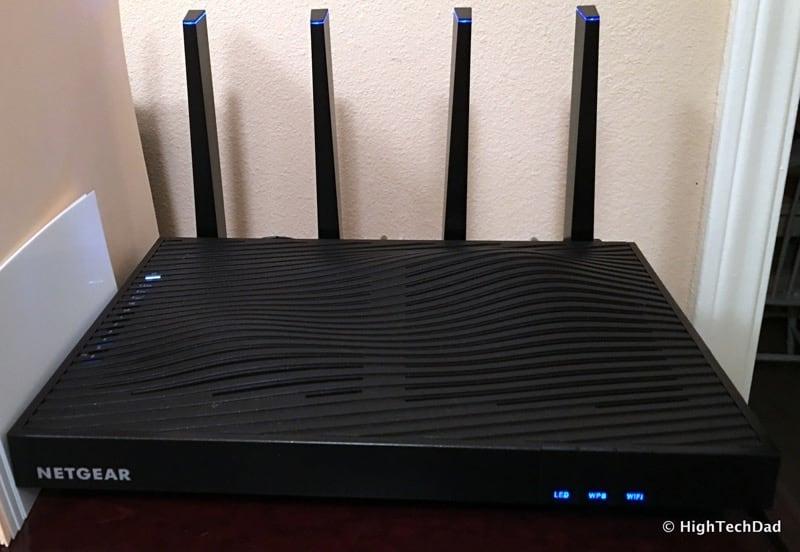 NETGEAR Nighthawk X8 WiFi Router Review: Fast Inside & Out