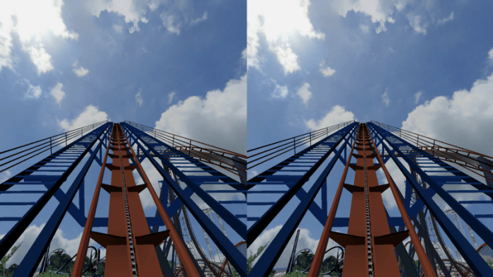 HTD - Homido & Homido midi - climbing the VR rollercoaster