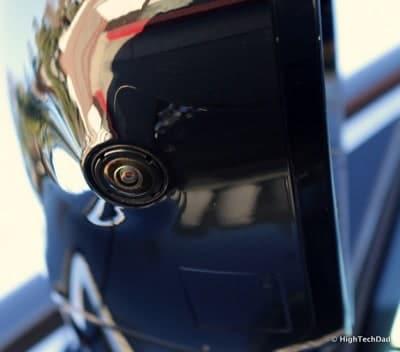 HTD 2016 Kia Sorento - side mirror camera