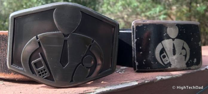 HTD FosterWeld - Old and new buckles