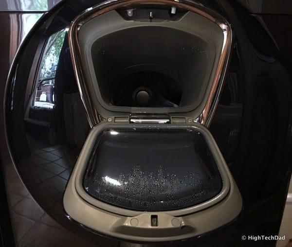 2016 Samsung Clothes Washer (Model WF50K7500AV) Review - AddWash door