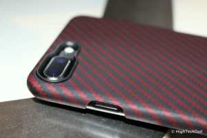 HTD Pitaka Aramid iPhone 7 Case - pattern