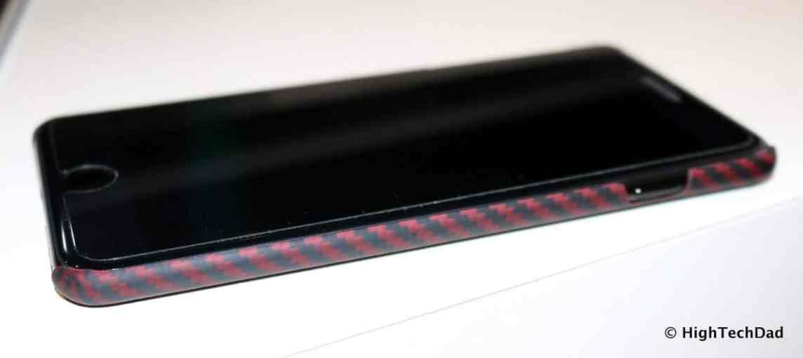 hot sale online 74e58 65a35 Pitaka Aramid iPhone 7 Case - Lightweight, Strong & Better than ...