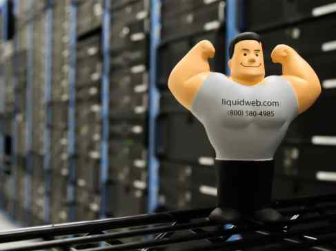 Build Something Brilliant - Liquid Web - datacenter hero
