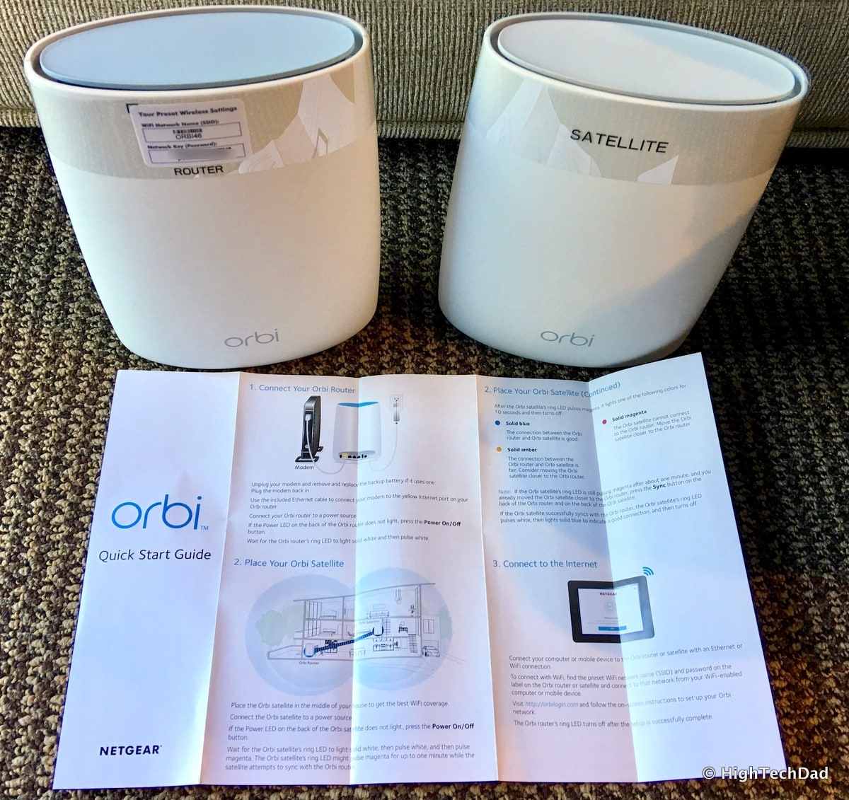 What is a Mesh WiFi Network & How Does the NETGEAR Orbi Do