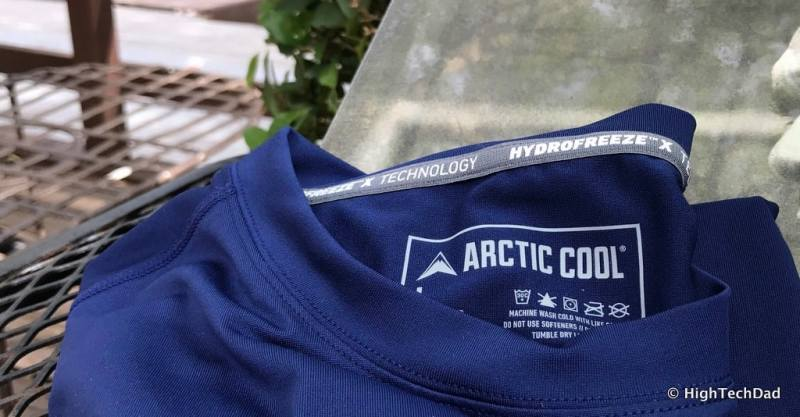 Father's Day Gift idea - Clothing - Arctic Cool
