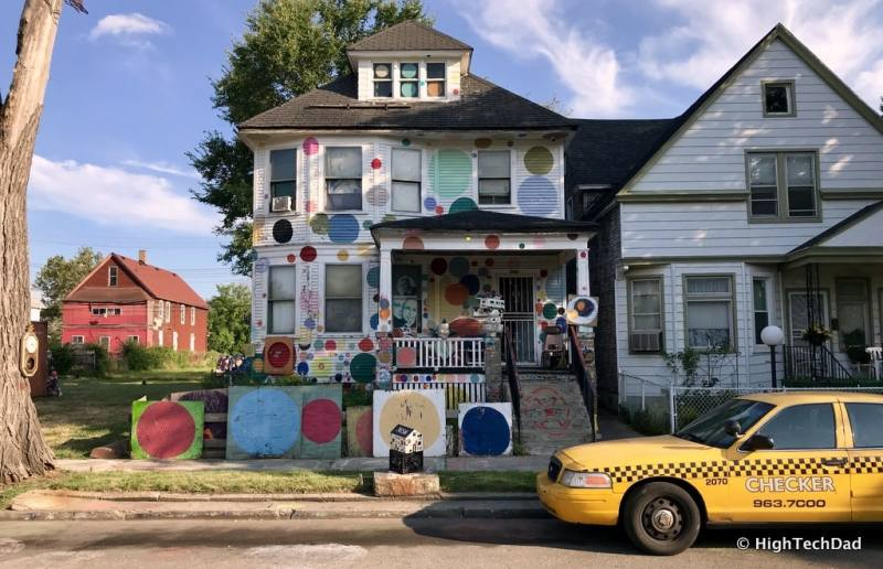 HTD 2018 Chevy Traverse - Heidelberg Project House
