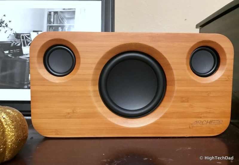 Archeer A320S portable Bluetooth speaker - single speaker