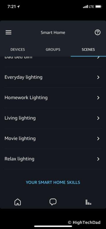 Noon Home Intelligent Switches - Alexa integration