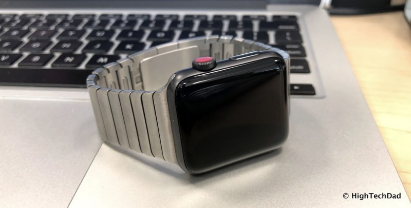 Apple Watch Tips & Tricks - on laptop