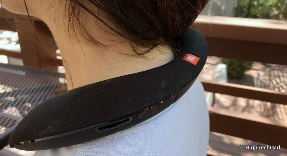 OMG! My Wife Loves the Odd JBL Soundgear Personal Bluetooth