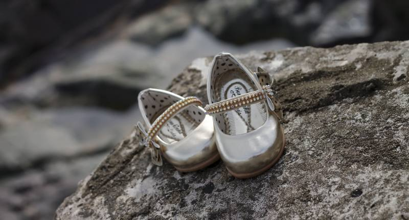 For Sale, Baby Shoes, Never Worn.