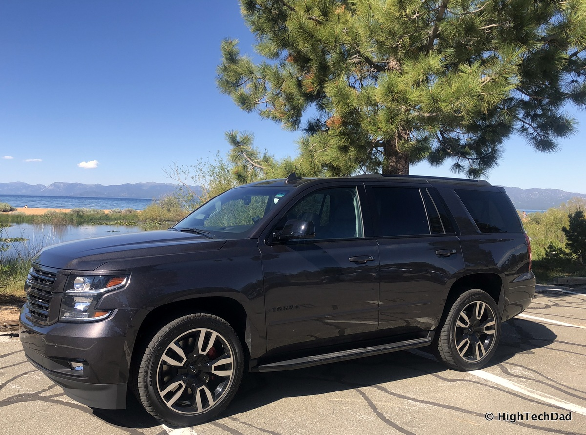 15 Amazing Features We Discovered in the 2018 Chevy Tahoe on