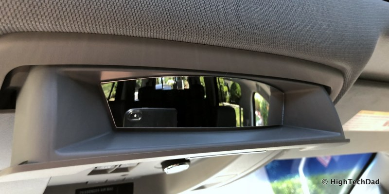 2018 Chevy Tahoe - child seat mirror