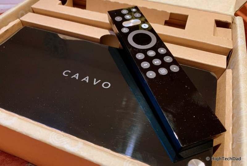 HighTechDad Caavo