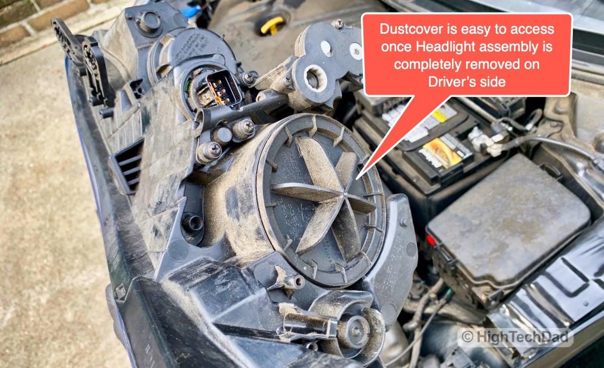 Video: How To Replace Headlight Bulbs on 2013 Hyundai