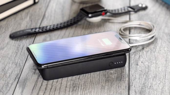 HighTechDad Review Mophie Charge Stream Powerstation Wireless XL - official Mophie photo