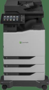 Lexmark XC8163 Color MFP