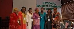 WOMEN LEADERS FORUM (WLF) – 2015