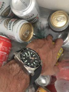 Beer BELL ROSS BR 03-92 DIVER