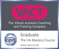 PRINT AGENCY 7127 VACT graduate logo