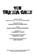 The Pajama Game 002