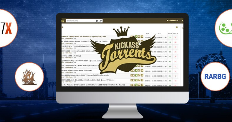 10 KickAss Torrents Alternatives