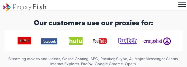 Premium Proxies