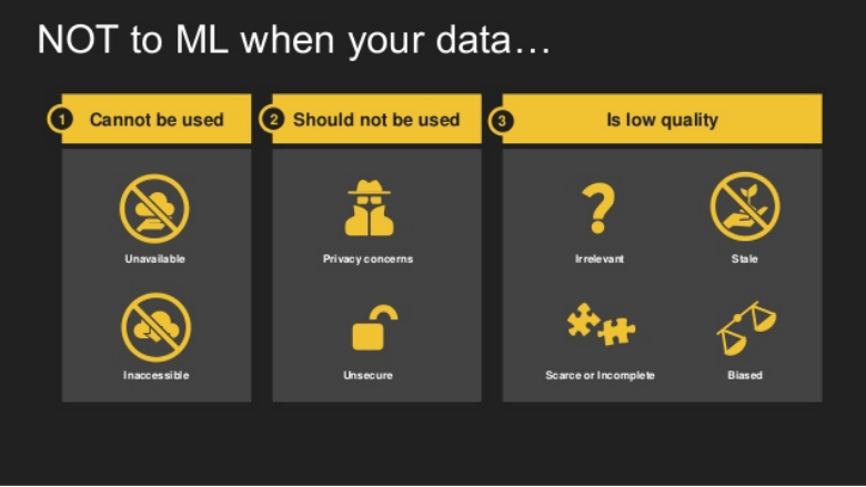 What are some of the reasons that ML need not be learned?