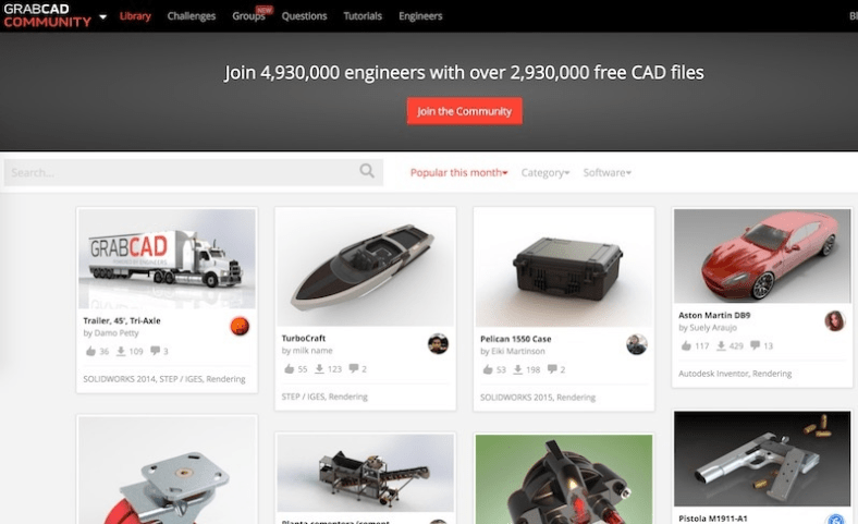 Best 25 Sites to Download Free 3D Models