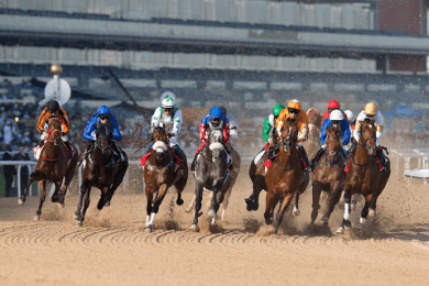 Which American-Trained Horses Have A Leading Chance At The Dubai World Cup?