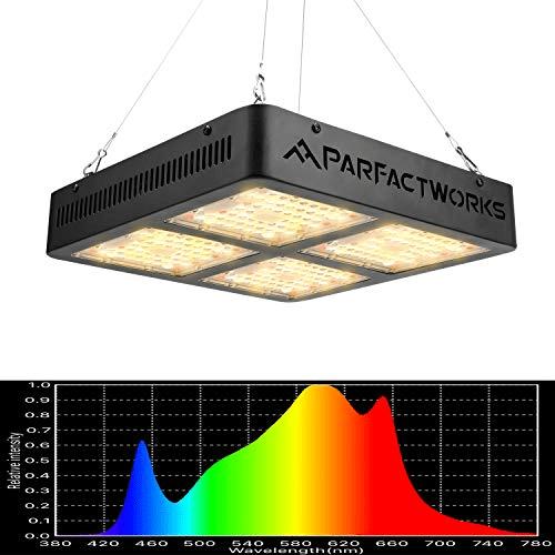 PARFACTWORKS 2000W Full Spectrum LED Grow Light