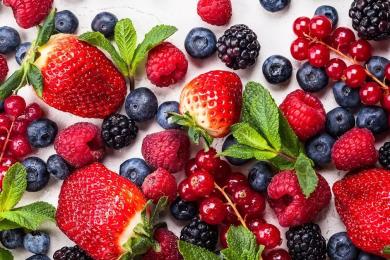 7 Best Health Benefits of Berries