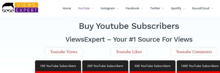 How to Buy Youtube Subscribers? Best Youtube Subscriber Website