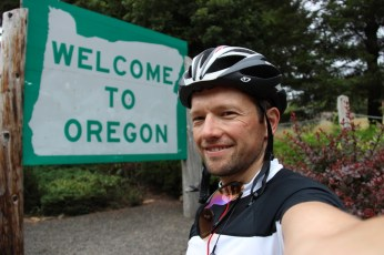 Oregon, here I am.