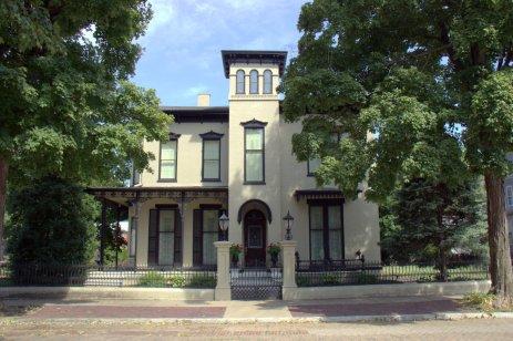 Architecture in Evansville, IN