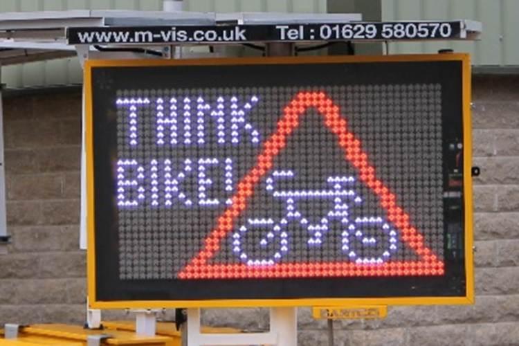 MVIS Thinks Bike | Highways Industry