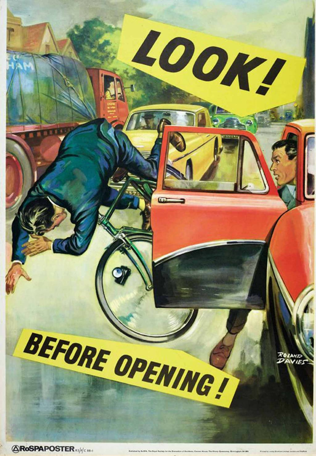 Safety Posters From The Golden Age Of Accident Prevention