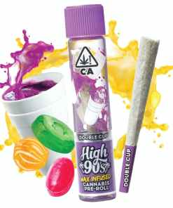 High 90s : Double Cup 1,200mg Pre-Roll