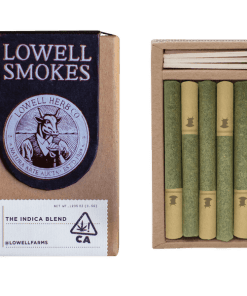 Lowell Smokes | The Bedtime Indica