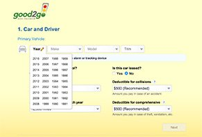 Auto insurance reviews