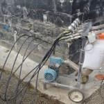 Iniekcja niskociśnieniowa Aquafin-F